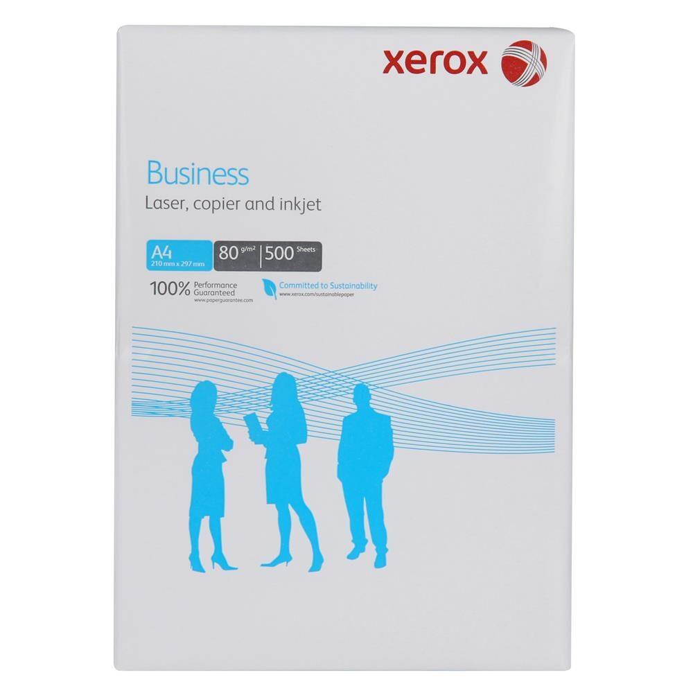 Xerox Business A4 Fotokopi Kağıdı 80gr 2.500lü Koli