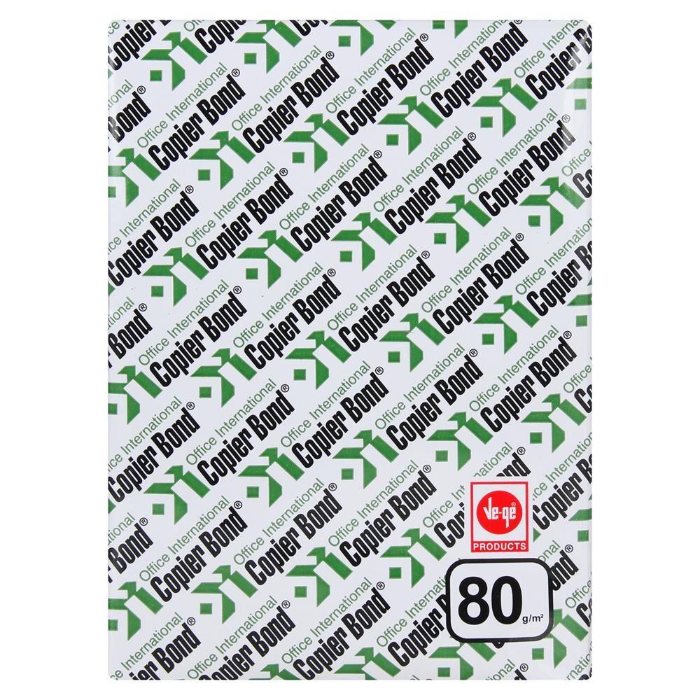 Copier Bond A4 Fotokopi Kağıdı 80gr 500lü Paket
